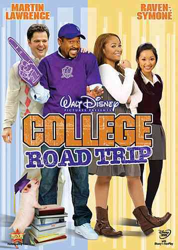 COLLEGE ROAD TRIP BY LAWRENCE,MARTIN (DVD)